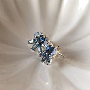 35f9960c3 ... new arrivals pandora jewelry pandora patterns of frost stud earrings  6bb16 0f083